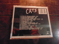 Cats CD, Deutsche Originalaufnahme, W. German Import