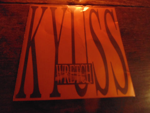 Kyuss CD, Wretch, 1991 Dali Pressing, Queens of the Stone Age