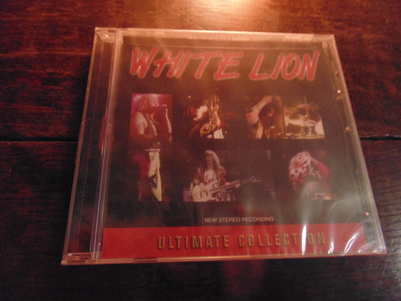 White Lion CD, Ultimate Collection, Greatest, Best, NEW