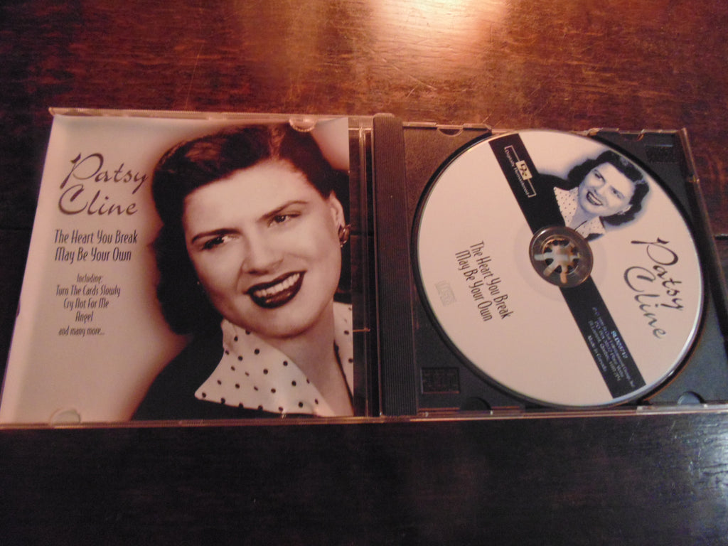 Patsy Cline CD, The Heart You Break May Be Your Own