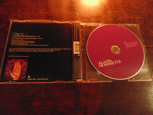 Alanis Morissette CD, Crazy & Joining You, CD Single w/ original sticker