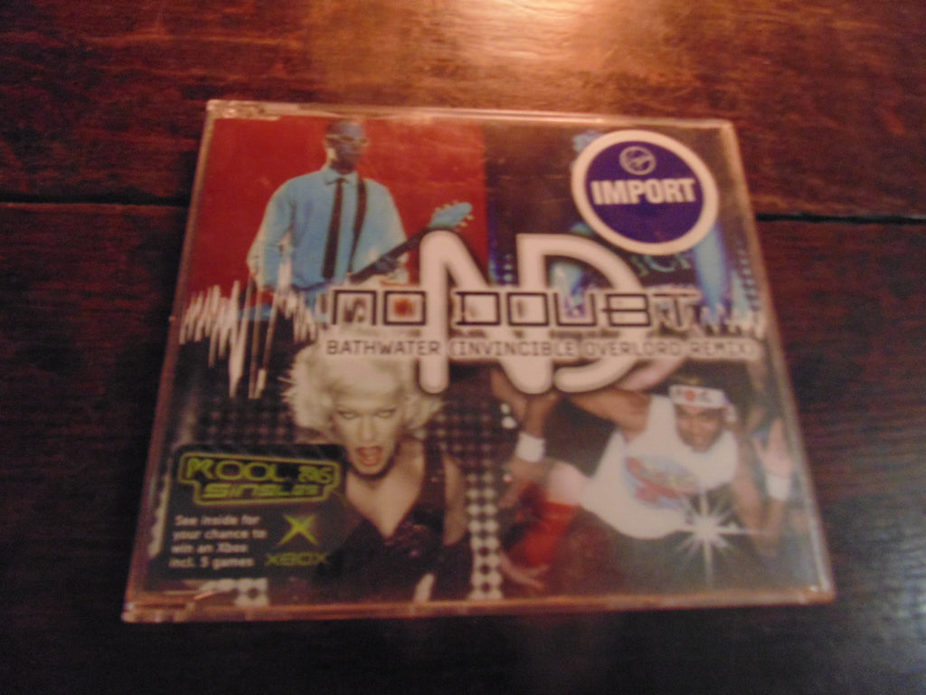 No Doubt, Gwen Stefani, Bathwater, Invincible, CD Single