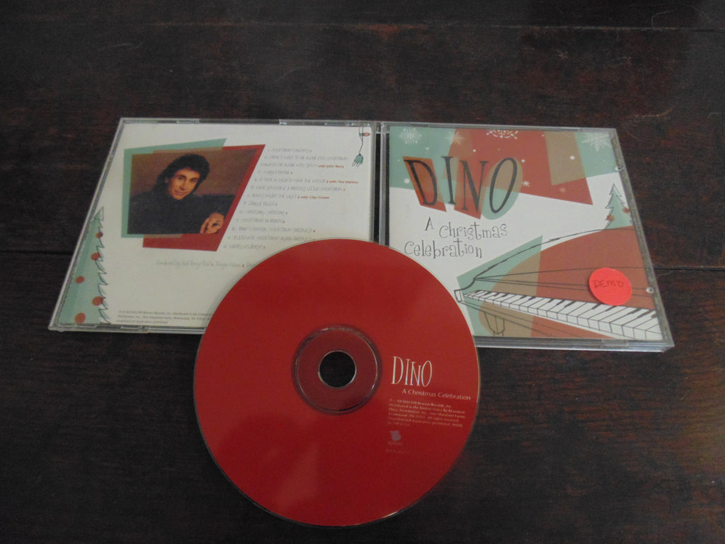 Dino CD, A Christmas Celebration