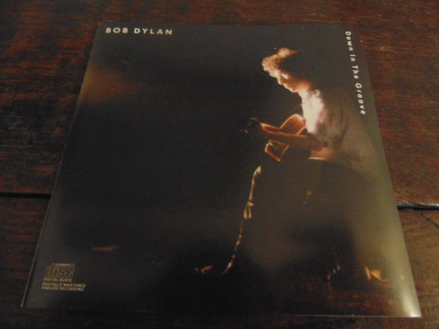 Bob Dylan CD, Down in the Groove, UPC