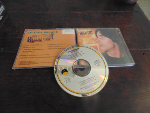 Jackson Browne CD, Hold Out, BMG