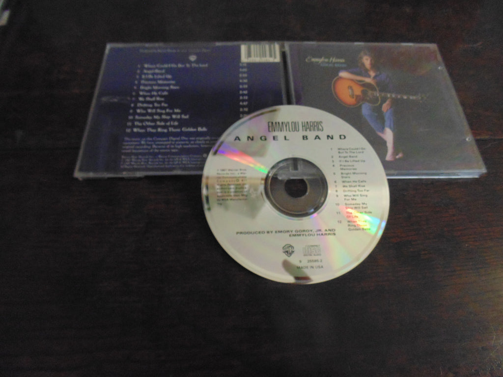 Emmylou Harris CD, Angel Band