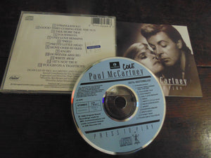 Paul McCartney CD, Press to Play, UK Import