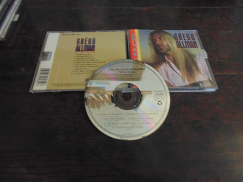 The Gregg Allman Band CD, I'm No Angel