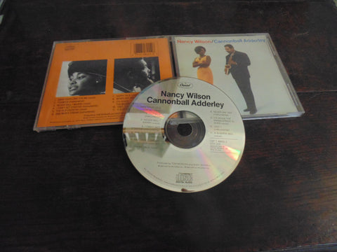 Nancy Wilson CD, Cannonball Adderley