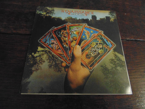 Renaissance CD, Turn of the Cards, 1994