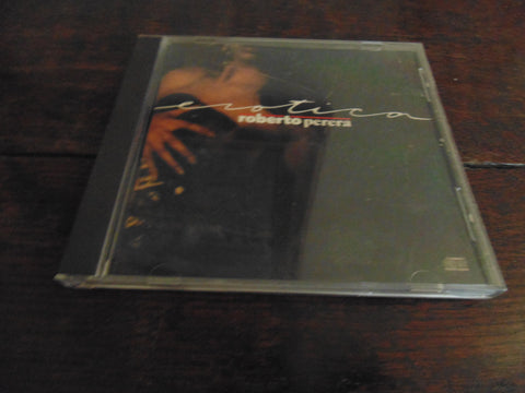 Roberto Perera CD, Erotica, Original Epic Records Pressing