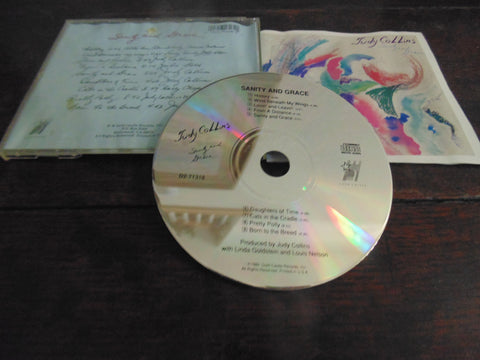 Judy Collins CD, Sanity and Grace