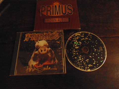 Primus CD, Brown Album w/ slipcase