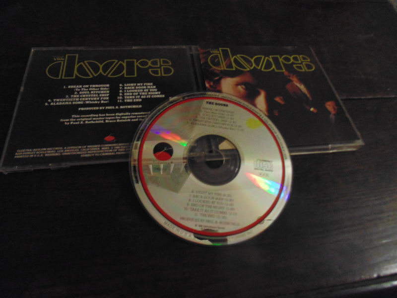 The Doors CD, Self-titled, S/T, Same