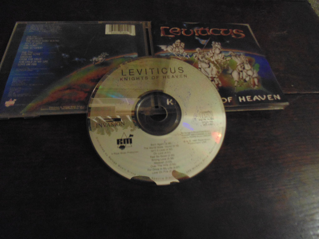 Leviticus CD, Knights of Heaven, 1989 Invasion