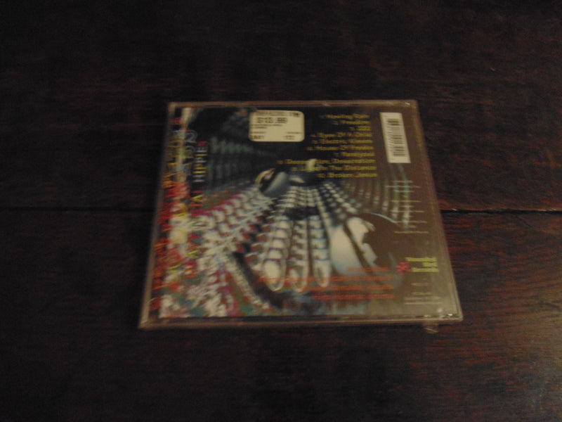 Loudness CD, Heavy Metal Hippies, NEW
