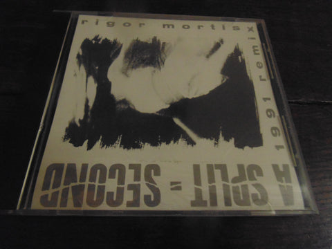 A Split-Second CD, Rigor Mortis, 1991 Remix