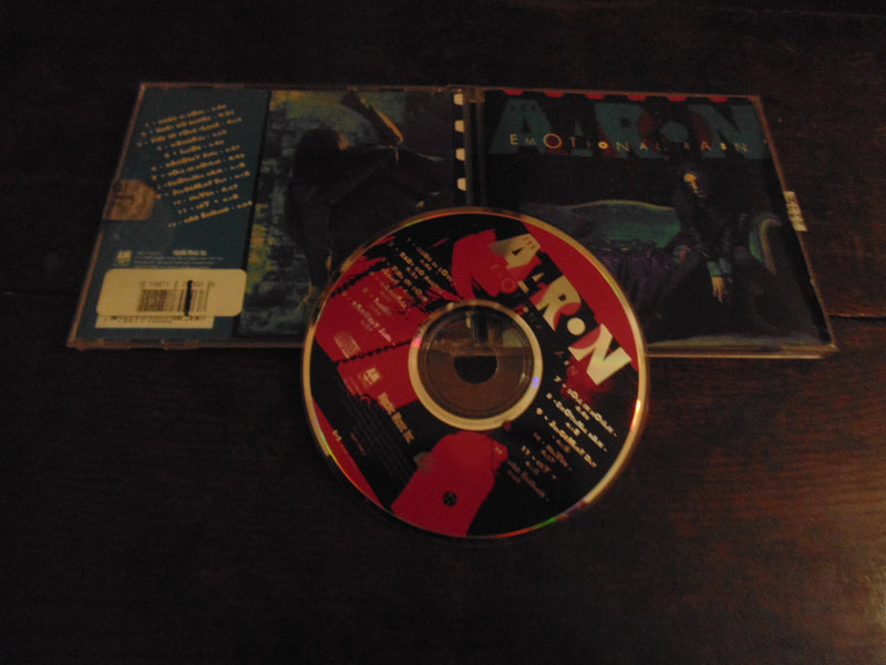 Lee Aaron CD, Emotional Rain, A&M Records / Hipchic Music