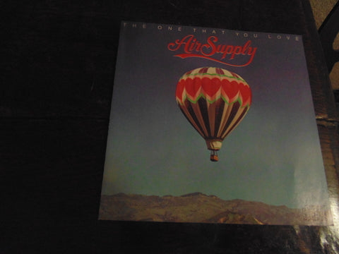 Air Supply CD, The One that You Loved, Japan Pressing