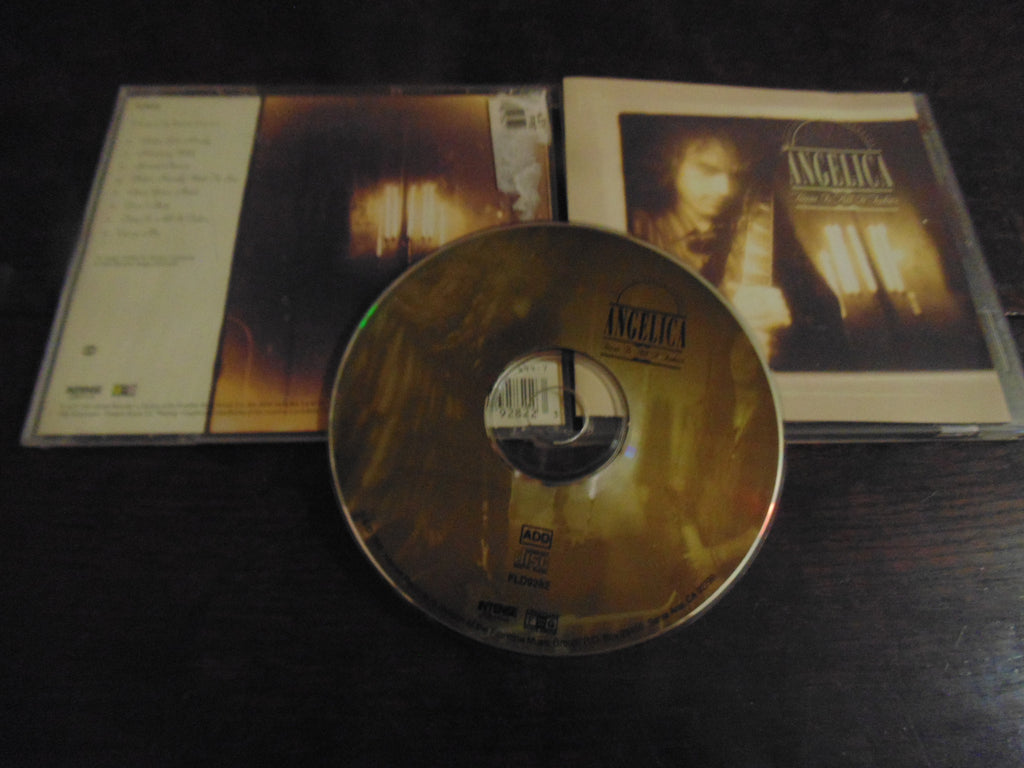 Angelica CD, Time is all it takes, Intense Records