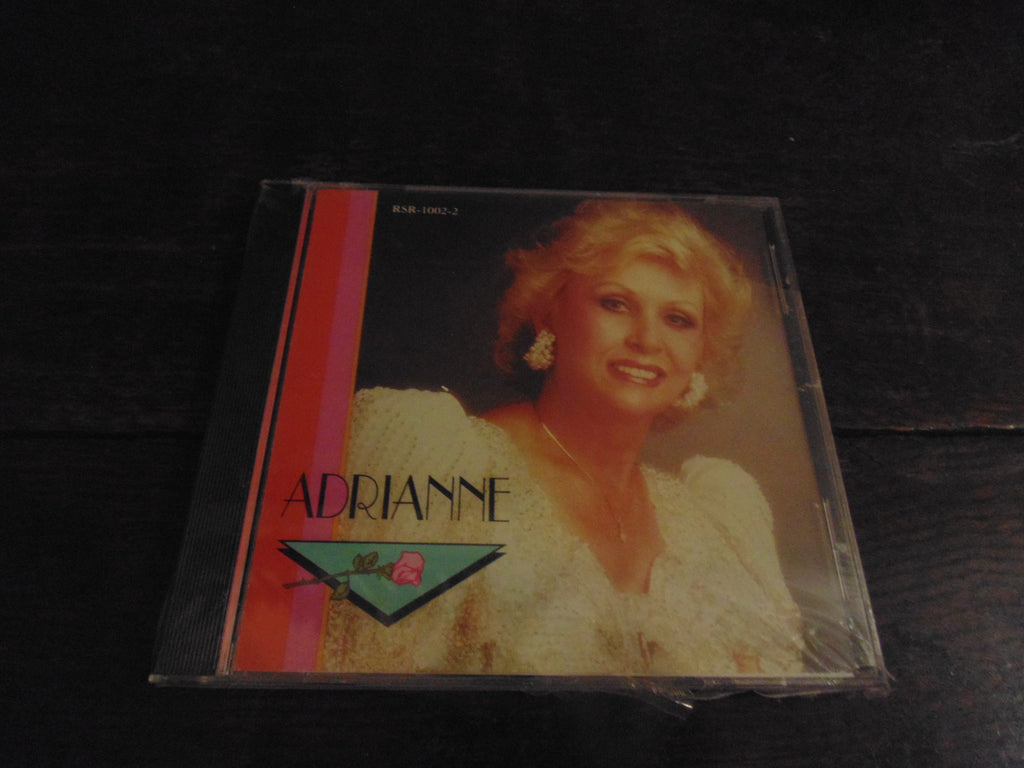 Adrianne CD, Self-titled, Same, S/T, Rambo Star Records