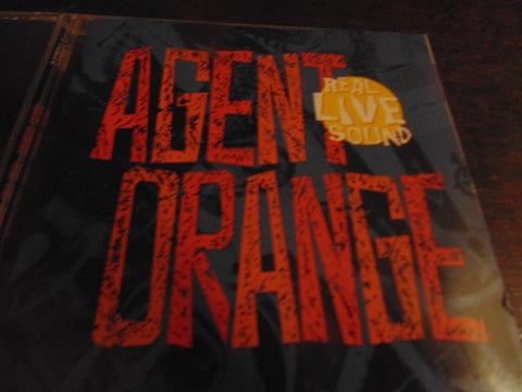 Agent Orange CD, Real Live Sound