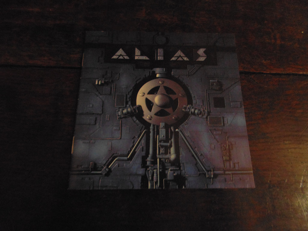 Alias CD, Self-titled, Same, S/T, Sheriff, FREDDY CURCI