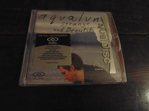 Aqualung CD, Strange and Beautiful, Dual Disc, CD / DVD