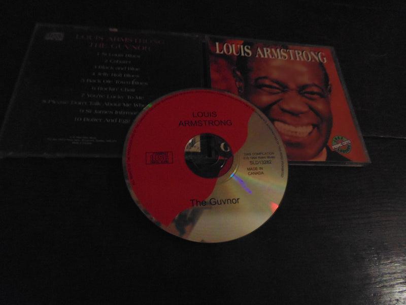 Louis Armstrong CD, The Guvnor