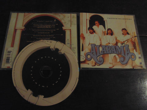 Alabama CD, Twentieth Century, Enhanced, 1999 RCA Records