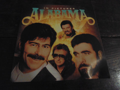 Alabama CD, In Pictures, 1995 RCA / BMG Pressing
