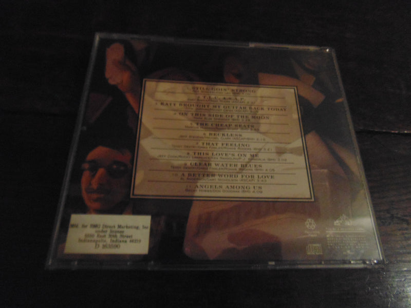 Alabama CD, Cheap Seats, 1993 RCA / BMG Pressing