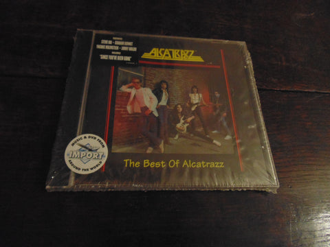 Alcatrazz CD, The Best of, 2006, Greatest, Vai, Yngwie Malmsteen, Graham Bonnet, MINT, Alcatraz