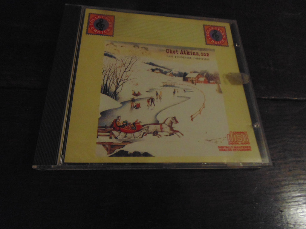 Chet Atkins CD, East Tennessee Christmas