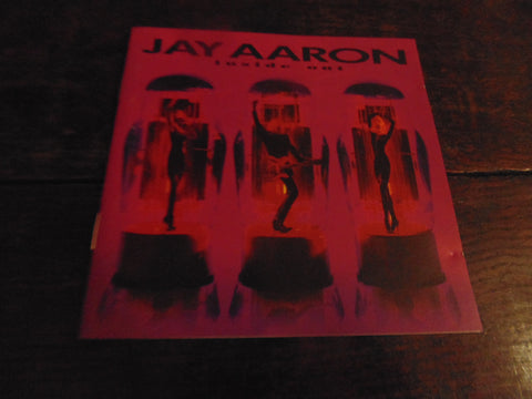 Jay Aaron CD, Inside Out, 1990