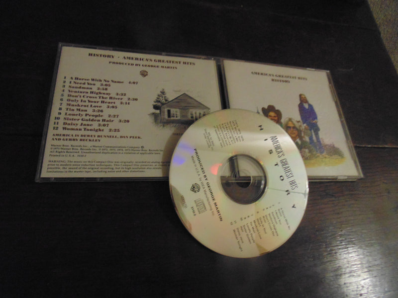 America CD, America's Greatest Hits, History, Original BMG