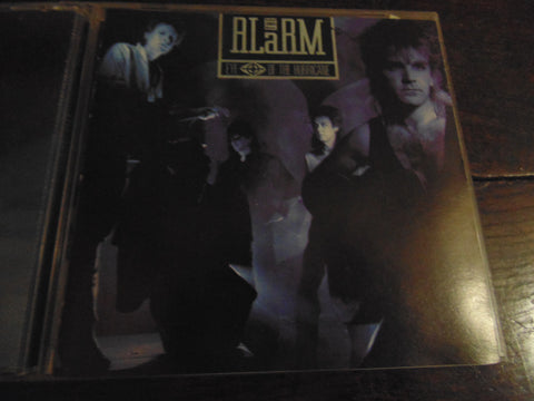 Alarm CD, Eye of the Hurricane, Original