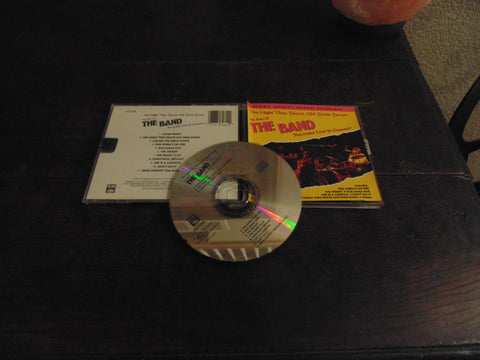 The Band CD, Best of, Greatest, Live, The Night They Drove Old Dixie Down