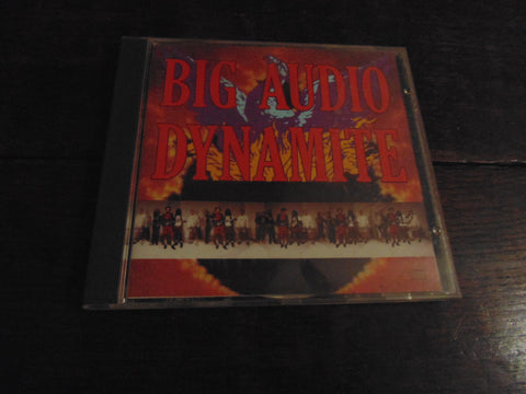 Big Audio Dynamite CD, Megatop Phoenix, Mick Jones, The Clash