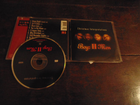 Boyz II Men, Christmas Interpretations CD
