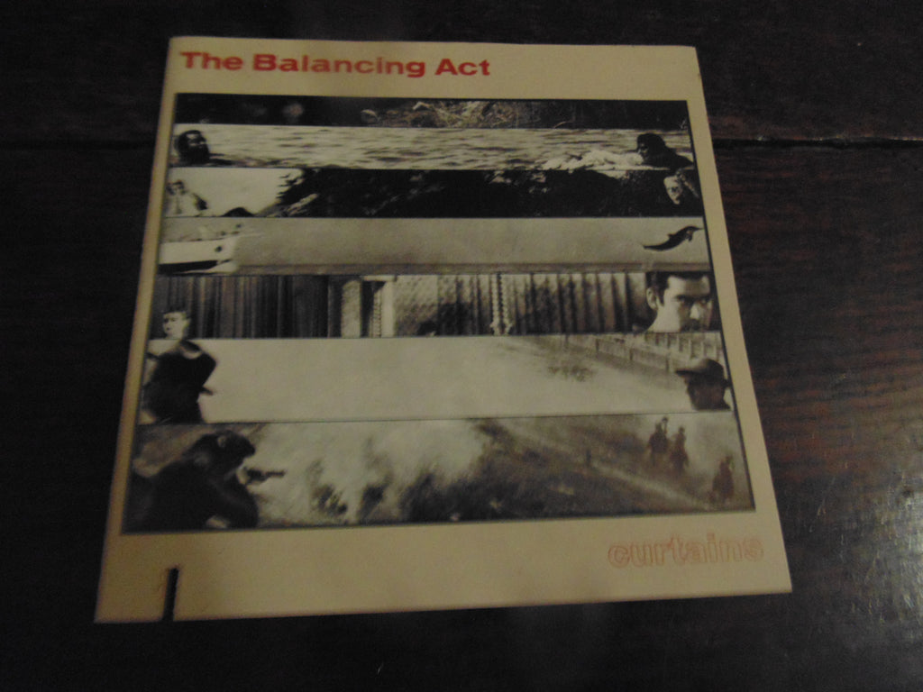The Balancing Act CD, Curtains, 1988 IRS