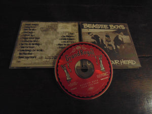 Beastie Boys CD, Check Your Head, BMG