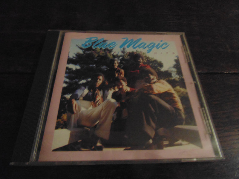 Blue Magic CD, Greatest Hits, Best, Omni Records