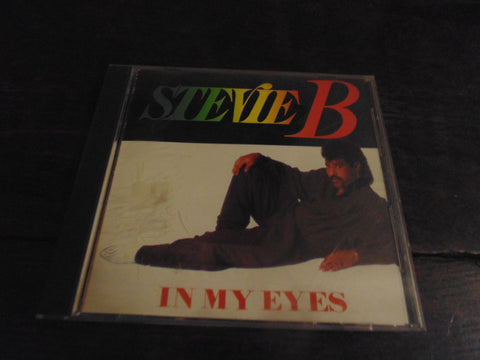 Stevie B CD, In My Eyes, 1988 LMR