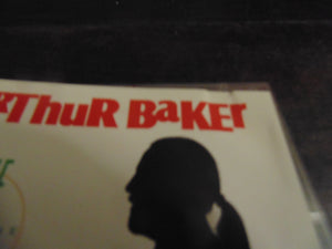 Arthur Baker CD, Give in to the Rhythm, 1991