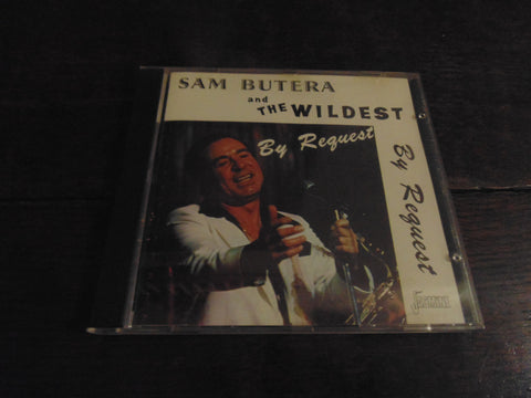 Sam Butera & the Wildest CD, By Request