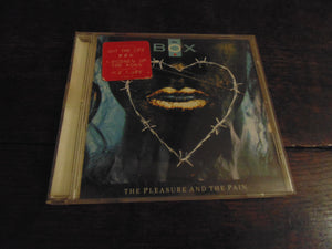 The Box CD, The Pleasure and the Pain, 1989