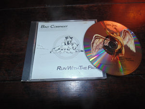 Bad Company CD, Run with the Pack, Swan Song
