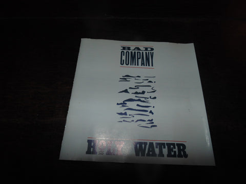 Bad Company CD, Holy Water, ATCO