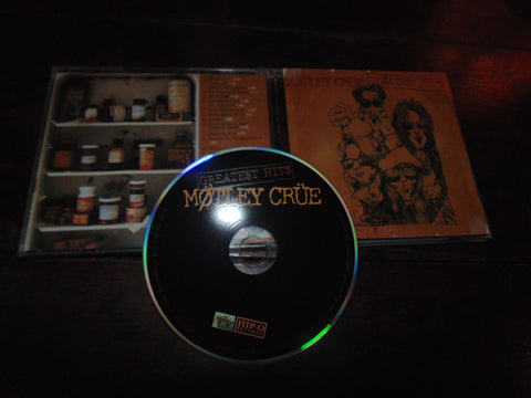 Motley Crue CD, Greatest Hits, Best